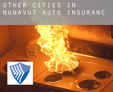 Other cities in Nunavut  auto insurance
