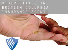 Other cities in British Columbia  insurance agents