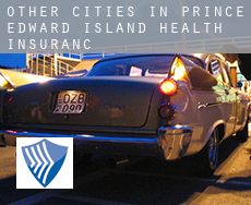 Other cities in Prince Edward Island  health insurance