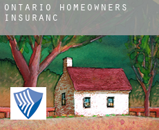 Ontario  homeowners insurance